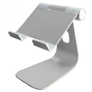 Soporte de Metal Multi-ángulo de aluminio con base de carga ajustable portátil para iPad Pro 12,9 9,7 pulgadas para iPad Air