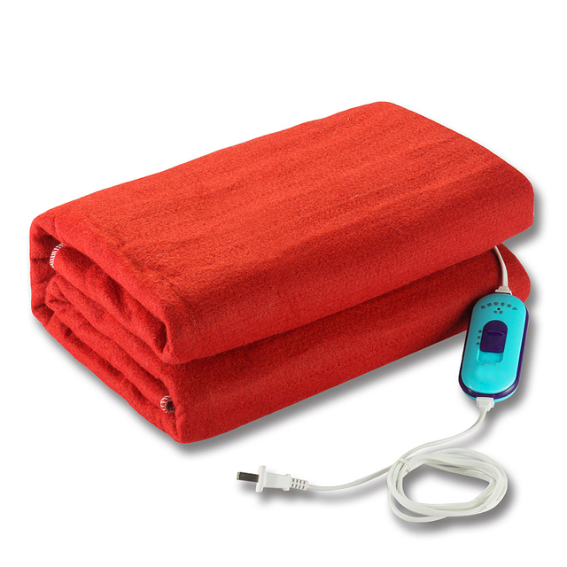 150x120cm Electric Heating Blankets Double Security Protection Automatic Heated Mattress Pad Drying Warmth Foot Warmer