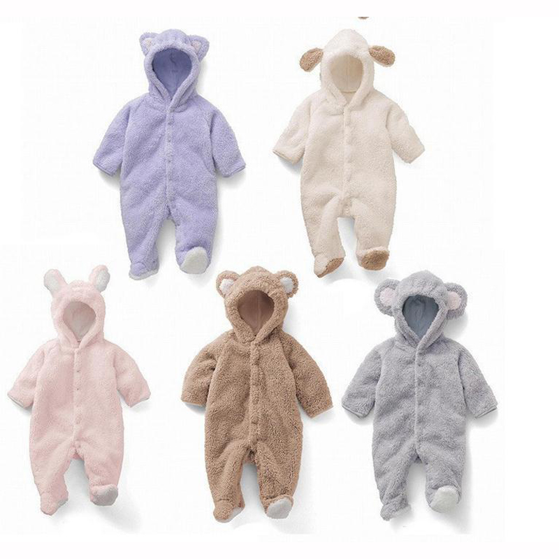 New Born Baby Clothes Baby Clothing Baby Boy Animal Rompers cotton 100% Long Sleeve Cartoon Newborn Baby Girls Clothes 0-12month cotton baby rompers set newborn clothes baby clothing boys girls cartoon jumpsuits long sleeve overalls coveralls autumn winter