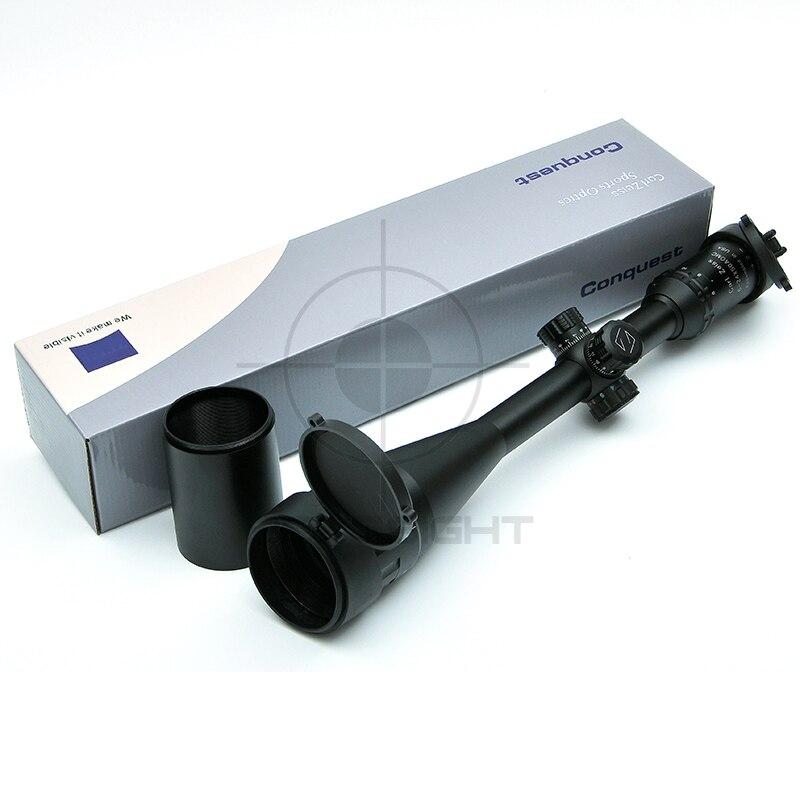 ФОТО Carl Zeiss 6-24X50 Tactical Optical Riflescope Airsoft Sniper Rifle Optics Hunting Scope