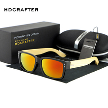 New Wood Sunglasses Men Fashion Brand Designer Square Vintage Sun Glasses Gafas de sol oculos masculino
