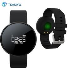 Teamyo Новый Smart Band UW1 Bluetooth Монитор Сердечного Ритма Смарт браслет умный браслет-трекер активности часы SmartBand