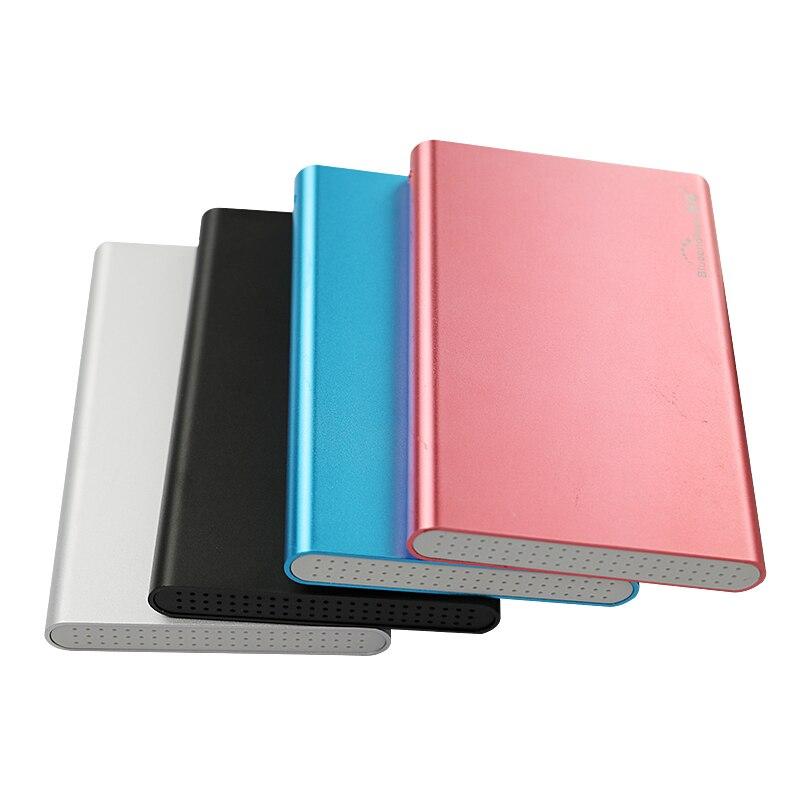 Hdd esterno 2 5 pollice protettiva caso sata alluminio hard drive hdd enclosure sata II usb 3.0 hdd caso box per 2 TB hard disk U23S