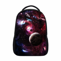 VEEVANV 2019 Planet Galaxy Space School Backpacks Printing Backpacks Teenager Girls Boys Shoulder Bags Children Backpack Fashion