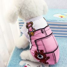 Puppy Pet Soft Clothes