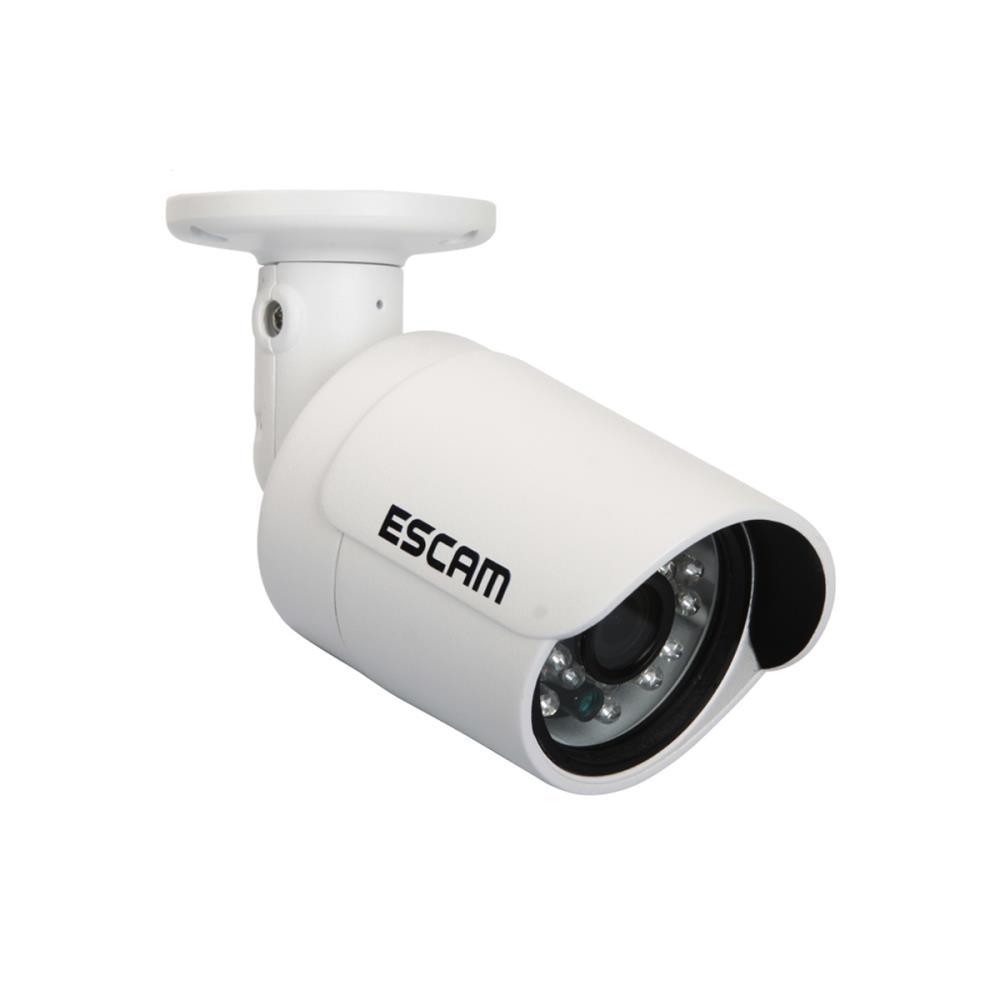 New!Escam QD310 Goblet IP Camera Night Vision Waterproof P2P Onvif 3.6mm Fixed lens 720P IR Bullet H.264 1/4 CMOS Outdoor Camera