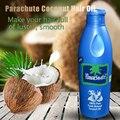 1 unid de 200 ml o 90 ml Aceite De Coco Virgen India Paracaídas Portador 100% Puro Extracto de Aceite de Coco Aceite de Jazmín para Cabello y Piel cuidado