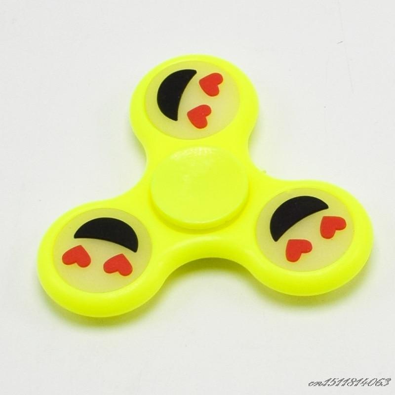 DHL Free 100pcs Smile Emoji Captain American EDC Fid Spinners