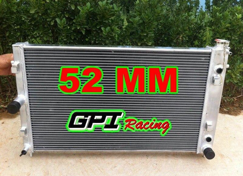 Высокая-perf алюминиевый радиатор для HOLDEN Commodore VZ LS1 LS2 SS V8 в/MT 2004 2005 2006