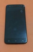 """Verwendet Original touchscreen + LCD display + Rahmen für Doogee F3 Pro MTK6753 Octa Core 1,3 GHz 5,0"""" FHD 1920x1080 Freies Verschiffen"""