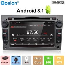 Android 8.1 Autoradio 2 Din Car DVD GPS Navigation for Opel Astra H G J Antara vectra c b Vivaro astra H corsa c d zafira b Wifi turbo core 54359880015 for opel astra h corsa lancia musa ypsilon 1 3 multijeto8