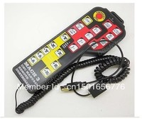 Free Shipping CNC 4 Axis USB Pendant Manual Remote Control JOG Encoder For Mach3 ONLY