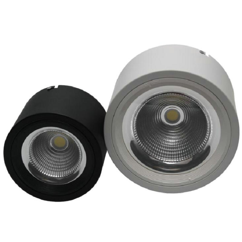 36w Dimmable Led Ceiling Down Light Bathroom Fitting: 10W 15W Dimmable LED Spot Downlight High Power LED Ceiling