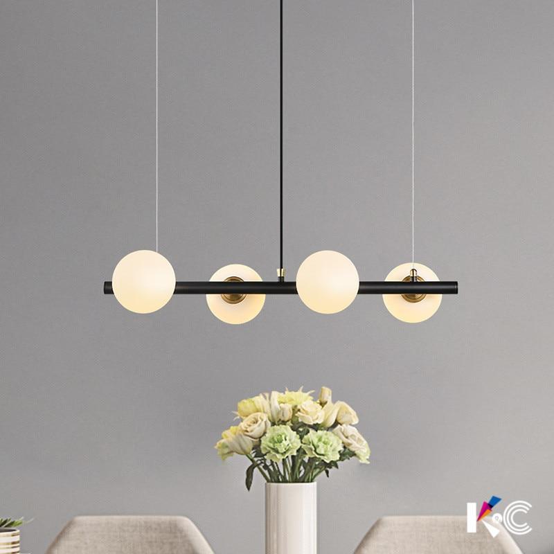 Modern LED Chandelier Living Room Lighting Nordic Home Deco Loft Fixtures Dining Room Hanging Lights Bedroom Suspended Lamps