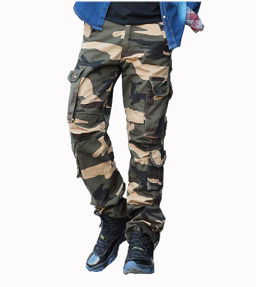Aliexpress.com : Buy Men's Military Army Cargo Pants for Man Plus ...