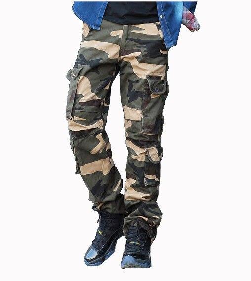 Aliexpress.com : Buy Men's Military Army Cargo Pants for Man Plus ...