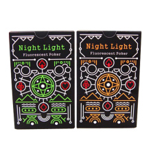 2Sets/Lot Hot Novelty Black Glow In The Dark Bar Smoother Pa