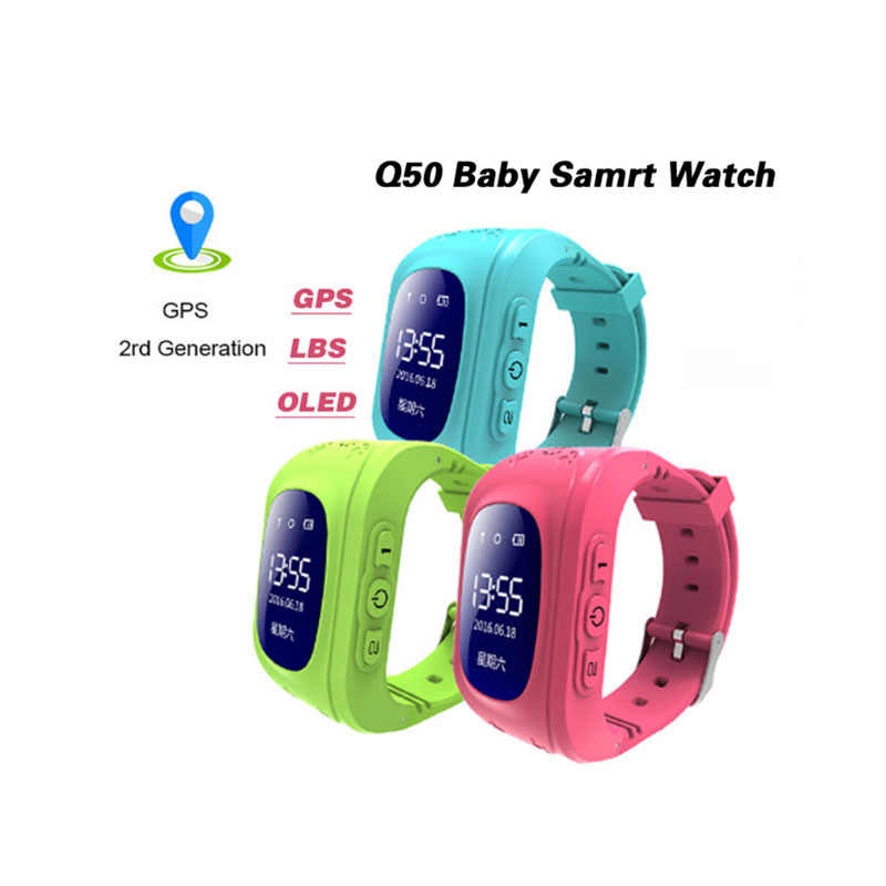 2019 New children's smart watch card phone watch LBS / GPS positioning multi-language mobile positioning, tracking / alarm