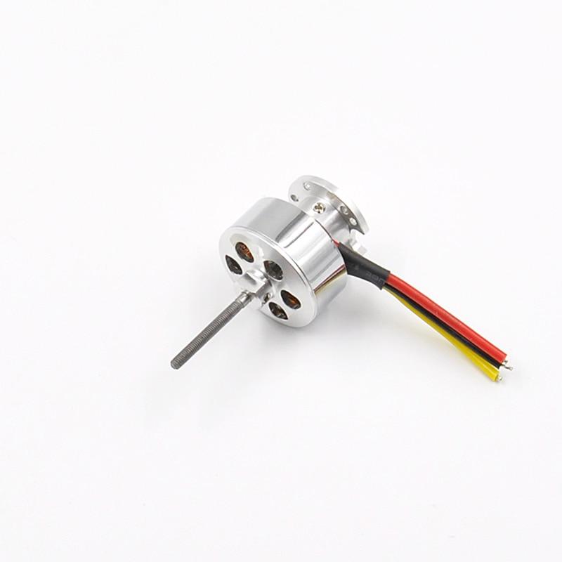 FATJAY 2408 DST campana estilo mecanizado CNC motor sin escobillas 2-3 s 700KV 800KV 1100KV 1300KV para RC avión modelo de avión parte