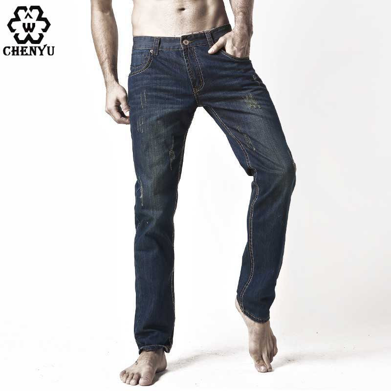 New 2017 men's famous brand straight autumn winter jeans pant man meth large size high quality fashion mens pants for men 28-46 men s cowboy jeans fashion blue jeans pant men plus sizes regular slim fit denim jean pants male high quality brand jeans