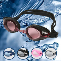Men Women Swimming Glasses Quality Men's Women's Adult Swimming Solid Pool Sports Eyeglasses Waterproof Spectacles Goggles