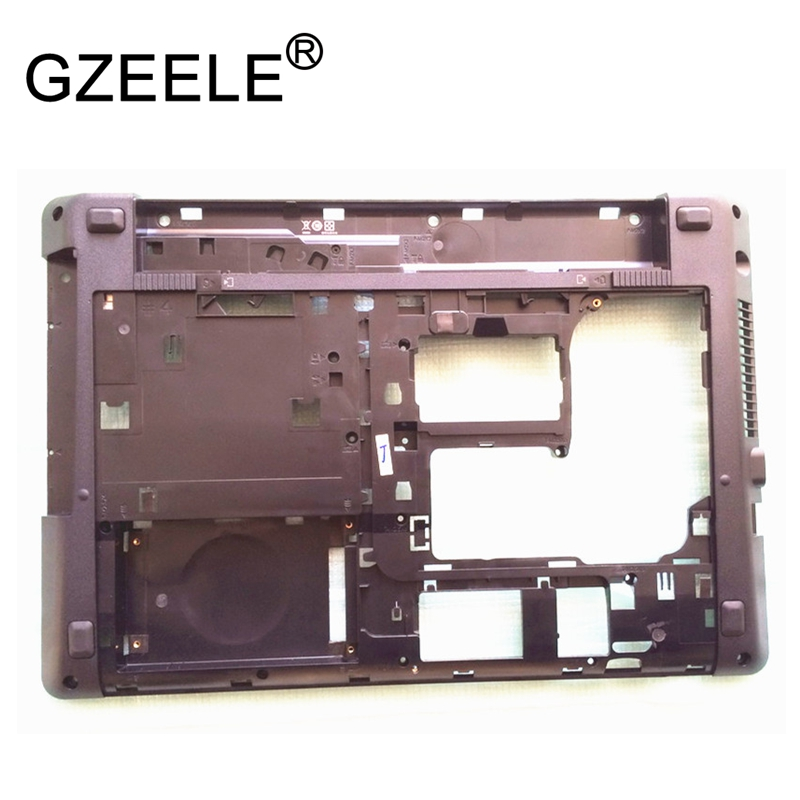 GZEELE новый для hp для ProBook 4540 s 4540 s 4545 s серии ноутбук база нижнюю чехол 15,6 сборки 683476-001 60.4SJ01.002 D ...