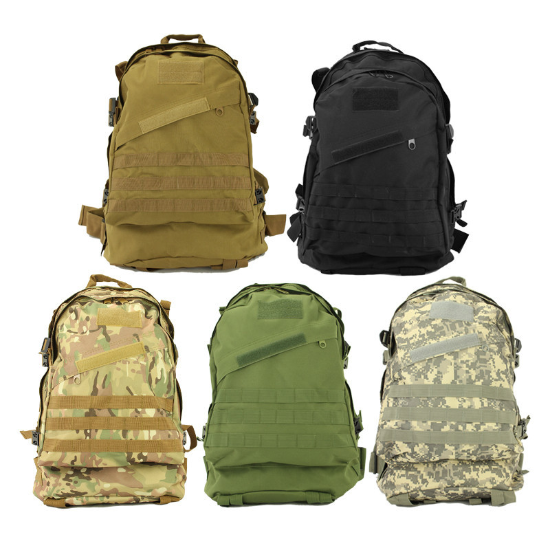 ФОТО Tactical Travel Kits Molle 3d Military Backpack Rucksack Camping Hiking Mochila Trekking 40l Outdoor Sports Backpacks HT10-0008