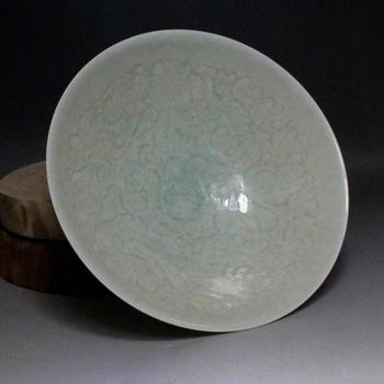 Rare Song Dynasty(961--1275)  porcelain bowl,Hutian Kiln,,best collection & adornment, Free shipping
