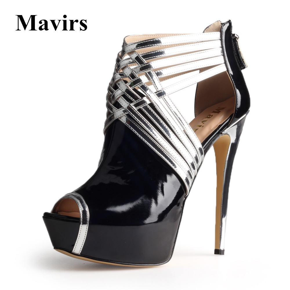 MAVIRS 2017 Summer Peep Toe Supper High Heel Platform Sandals Women Pumps Large Size Sexy Stiletto Party Braid Shoes ограждение садовое тюльпан 1142438