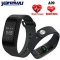 Heart Rate Smart Band Bracelet A09 Sport Watch Blood Pressure Oxygen Smartband Bluetooth SMS Call Remind For iOS Android Samsung