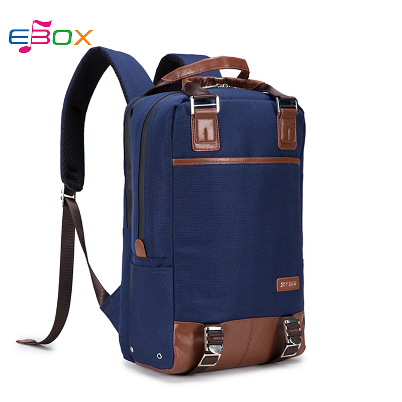 7194cc1334dd Best buy EBOX 15inch Laptop Backpack Men for Teenager Fashion Bobby Leisure  Travel Water Proof Backpack Anti Theft Mochila Feminina Bags online cheap