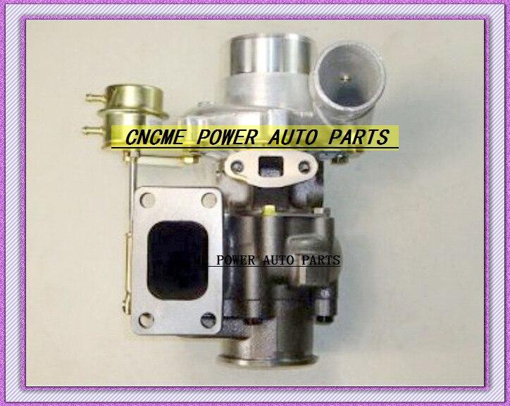 Compresseur TURBO T3/T4 T3T4 WT3T4 refroidi à l'eau à froid A/R. 60 Turbine chaude A/R. 63 entrée T3 bride; sortie V bande 400HP turbocompresseur