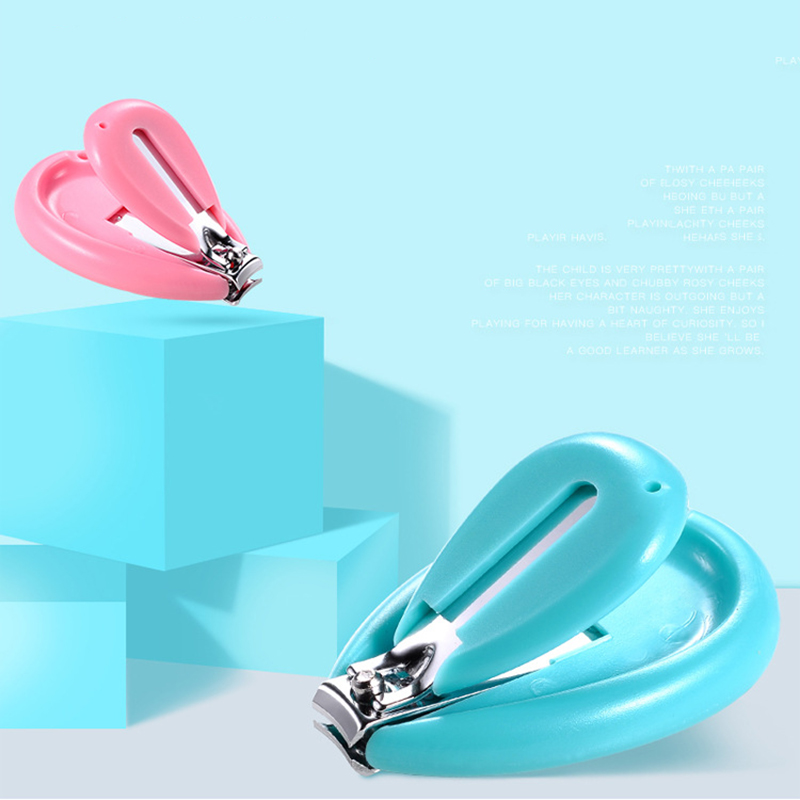 Cute Safe Baby Nail Clipper Cute Infant Finger Trimmer Scissors Child Nailnippers Children Baby Nail Care Nail Cutters
