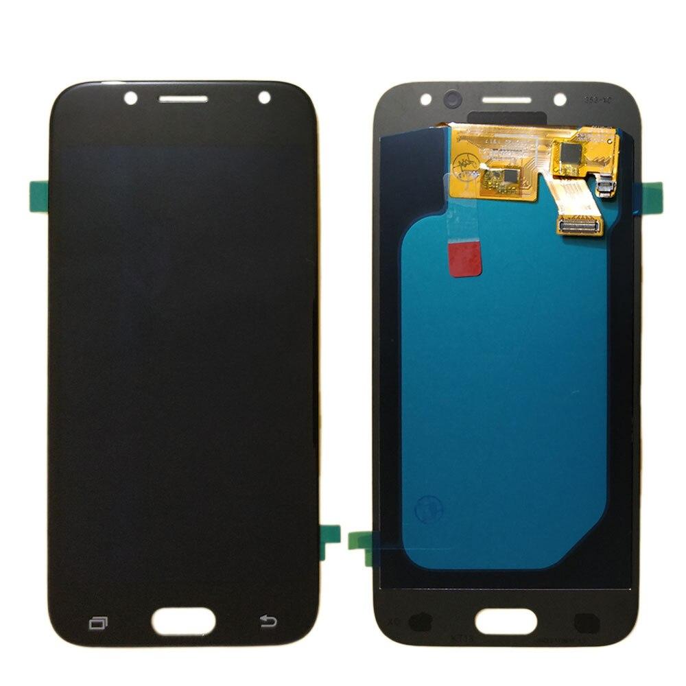 J530 Amoled LCD pour Samsung Galaxy J5 Pro 2017 J530F LCD écran tactile numériseur assemblée J530FM J530Y J530G écran LCD