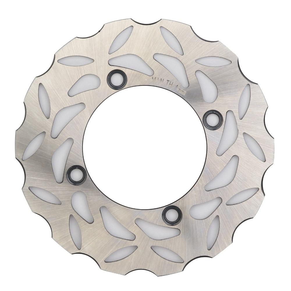 Aluminium Rear Brake Disc Rotor for Honda CBR 900RR 893 919 929 954 1000RR RC51 VTR 1000F CB 600F CB NSS 250 D20 50mm billet split clip on ons handlebars for honda cbr 929 954 00 03 01 02 cbr 1000 rr cbr10000rr rvf 750 r 94 95 vtr 1000 00 06