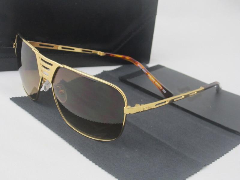 Nouveau Style 2018 marque de luxe Designer lunettes de soleil hommes femmes Vintage surdimensionné lunettes homme apporter original boîte 4 couleurs CZ9051