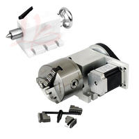 CNC tailstock Rotary Axis 4th Axis for CNC Router Engraver Milling Machine