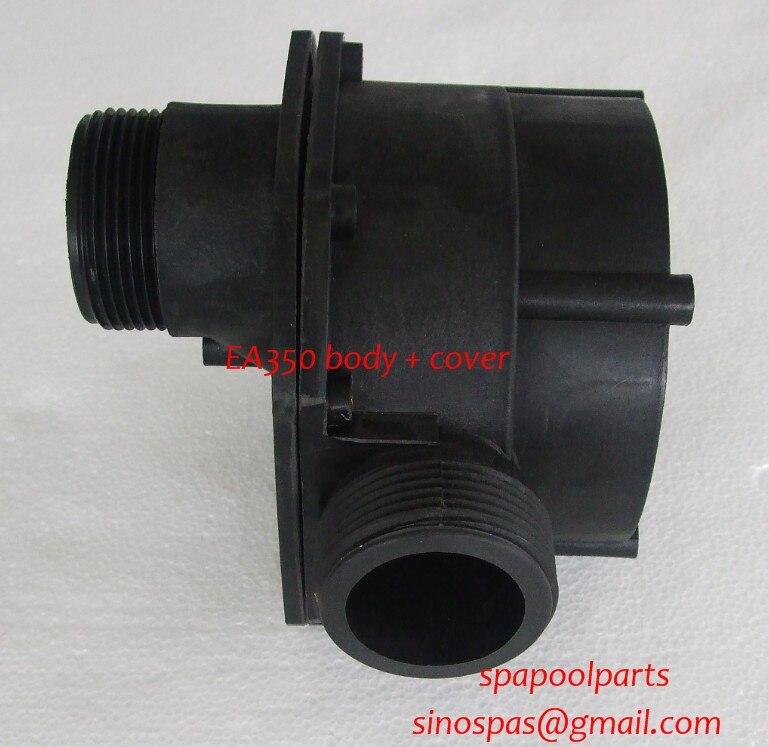 LX Pompe EA320 EA350 humide fin pompe à corps plus couvercle de la pompe