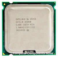 Intel Xeon X5450 Processore Intel X5450 Cpu 771-775 (3.0 Ghz/12 Mb/Quad Core Lga lavoro di 775 su 775 Scheda Madre di Garanzia 1 Anno