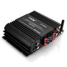 LP 269S Bluetooth Car Digital Amplifier Car Audio Player Sound Mini Electronic Power Multimedia Amplifier 4 Channel Adapter 4 channel amplifier fp10000q line array amplifier professional 4 1350w professional sound power amplifier line amps