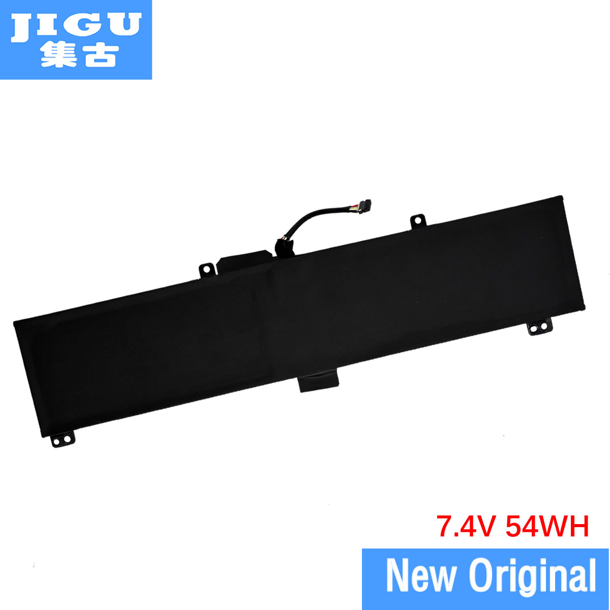 JIGU L13L4P01 L13M4P02 L13N4P01 Original laptop Battery For Lenovo Y50 Y50-70 Y50P Y50-70AM-IFI Y50-70AS-ISE 7.4V 54WH 7xinbox 15 2v 50wh laptop battery for lenovo asm p n sb10f46441 fru p n oohw003 4icp5 58 73 2
