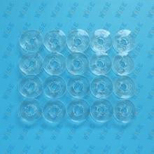 20 PLASTIC BOBBINS FOR PFAFF HOME SEWING MACHINES 9033P