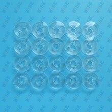 20 PLASTIC BOBBINS FOR PFAFF HOME SEWING MACHINES #9033P