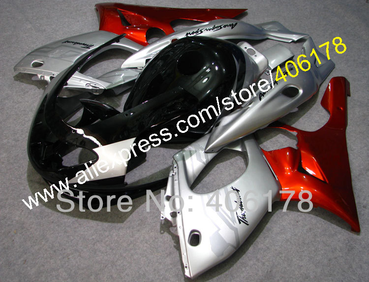 Hot Sales,Aftermarket 1997-2007 YZF600 Body Kit Fairing For Yamaha Yzf 600R Thundercat 97-07 Multi-color moto Fairing hot sales 97 07 yzf1000r abs fairing kit for yamaha yzf 1000 r thunderace 1997 2007 blue