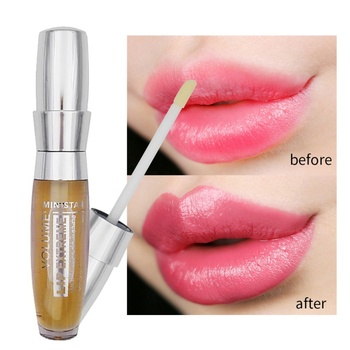 Ginger Essence Expanded Lip Moisturizer Hydrating Nutritious Lip Gloss Liquid Lipstick Essence L4 Lip Gloss