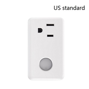 Image 2 - 2020 Broadlink SP3 Timer Wifi Plug Outlet Power Socket,APPl & Voice Control by Alexa,Google Home,Domotica