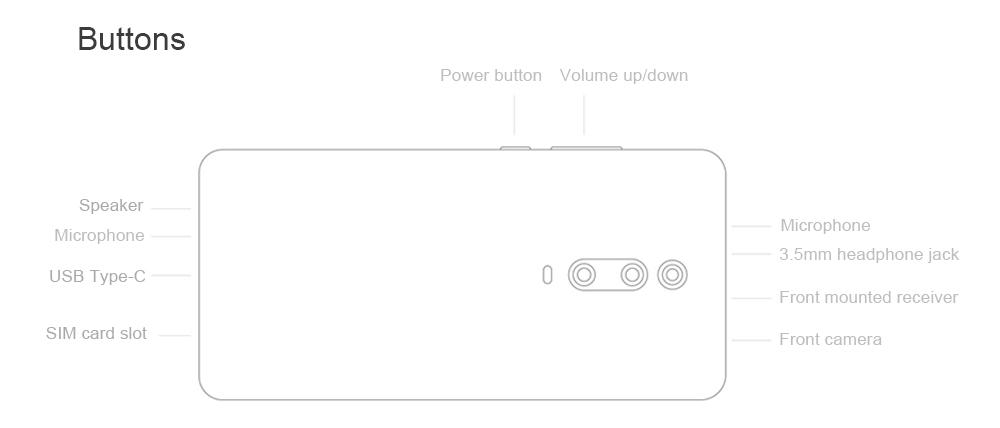 Versión Global Xiaomi mi 9T rojo mi K20 6GB 128GB 27