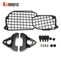 For BMW F700GS Quick Release Stainless Steel Headlight Guard Cover Protector for BMW F800GS ADV F700GS F650GS 2008 2009 Up