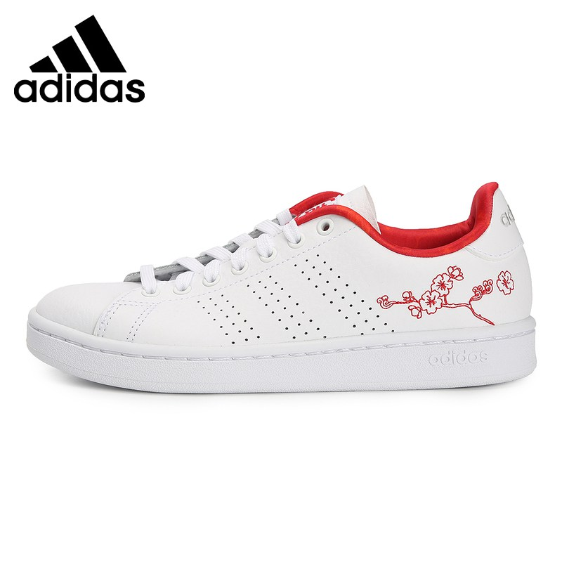 Original New Arrival <font><b>2019</b></font> <font><b>Adidas</b></font> ADVANTAGE <font><b>women's</b></font> Skateboarding <font><b>Shoes</b></font> Sneakers image