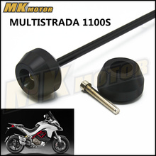 Free delivery For DUCATI MULTISTRADA 1100S 2007-2009  CNC Modified Motorcycle drop ball / shock absorber